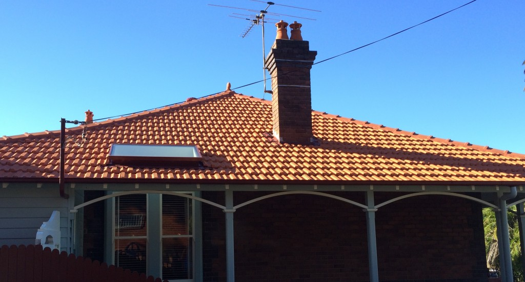 New Tile Roof Rozelle